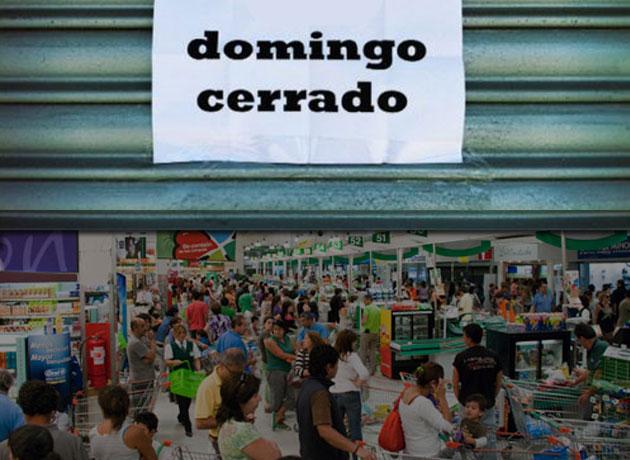 DOMINGO CERRADO