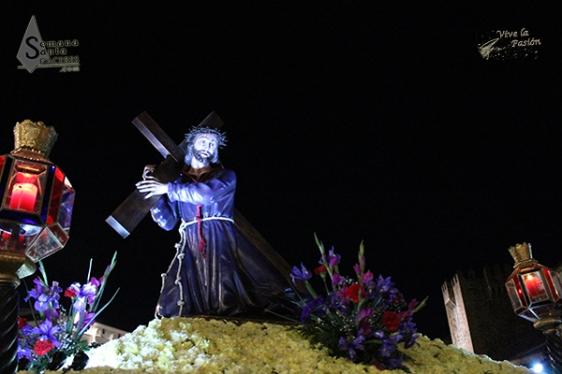 Cofradía de las Batallas Horario: 21:00 con salida de Concatedral de Santa María