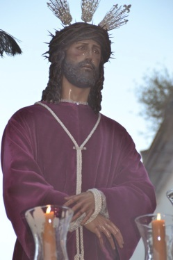 Jesús de la Salud Horario: 20:15 con salida de Iglesia Santo Domingo