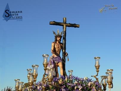 Cristo de la Victoria Horario: 18:00 con salida de Iglesia Parroquial San Juan Macías y llegada a Concatedral de Santa María