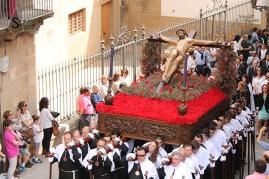 Procesión de los Estudiantes Horario: 11:45 con salida de Iglesia Santo Domingo