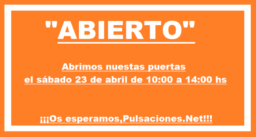 Pulsaciones.Net en la Avenida Virgen de Guadalupe (frente al Hotel Extremadura) de Cáceres o en http://www.pulsaciones.net/