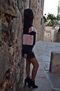 Punto en la calle Motril de Cáceres