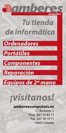 C/Amberes (Cáceres)